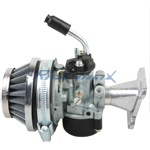 X-PRO<sup>®</sup> Performance Carburetor for 47cc - 49cc 2-stroke Pocket Bikes, ATVs,free shipping!