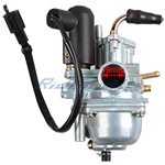 18mm Carburetor for 50cc 2 stroke moped scooters
