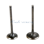 Intake & Exhaust Valve for CF250 Engine Scooters and Go Karts