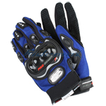 Pro-Biker Motocross Glove - Blue
