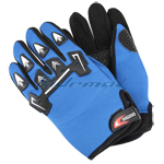 Motocross Racing Sports Glove - Blue