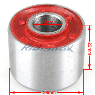 on 150cc Scooter Air Filter Cartridge