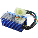 6-Pin Performance CDI for 50cc-150cc Scooters, ATVs, Go Karts/ GY6 Engine Vehicles