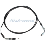 X-PRO<sup>®</sup> 83.4'' Throttle Cable for 150cc Scooters,free shipping!