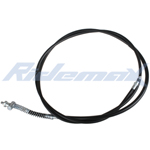 "X-PRO<sup>®</sup> 77.5"" Rear Brake Cable Gy6 50cc 150cc Scooter Moped Roketa Taotao"