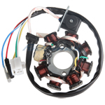 X-PRO<sup>®</sup> 8-Coil Magneto Stator Coil for 50cc Moped / Scooters