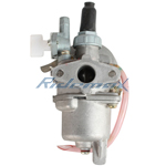 X-PRO<sup>®</sup> 13mm Carburetor w/Hand Choke Lever for 2-stroke 47cc 49cc Pocket Bike, ATVs Carb,free shipping!
