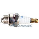 Spark Plug for 2-stroke 49cc Engine Pocket Bikes