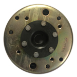 6 Magneto Rotor for GY6 150cc Scooters, Go Karts & ATVs