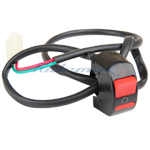 Handlebar Kill Switch for 50cc-250cc Dirt Bikes