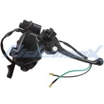 X-PRO<sup>®</sup> Right Switch Lever Assembly for Raptor Style 50cc-300cc ATVs,free shipping!
