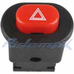 Hazard Light Switch for 50-250cc Scooters,free shipping!