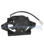 X-PRO<sup>®</sup> Electric Radiator Cooling Fan for 200cc 250cc Water cooled Engine ATVs, Go Karts and Dirt Bikes