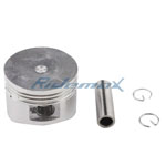 62mm Piston for 150cc ATVs, Dirt Bikes & Go Karts