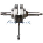 Crank Shaft for 125cc Dirt Bikes, Go Karts and ATVs
