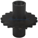 19 Tooth Output Sprocket for GY6 150cc ATVs, Scooters and Go Karts