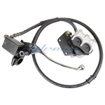 Front Hydraulic Brake Assembly for 150cc & 250cc Scooters free shipping!
