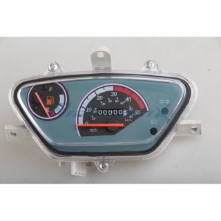 150cc Scooter X-PRO Speedometer Light Gas Assembly for GY6 50cc