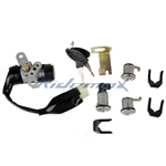 X-PRO<sup>®</sup> 4-Wire Ignition Key Switch Assembly for 150cc & 250cc Scooter
