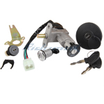 X-PRO<sup>®</sup> Ignition Key Switch Set for 50cc 125cc 150cc scooters,free shipping!