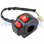X-PRO<sup>®</sup> Right Handlebar Switch Integrated for 50cc & 150cc Scooter,free shipping!