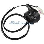 Right Handlebar Switch Throttle Housing ON/OFF Control for YAMAHA PW80 PW 80 Dirt Bike,free shipping!