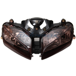 Smoke Headlight Head Light HONDA CBR600RR CBR 600 RR 2003 2004 2005 2006