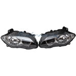 Clear Headlight Assembly YAMAHA YZF-R1 YZFR1 2007-2008 Head light,free shipping!