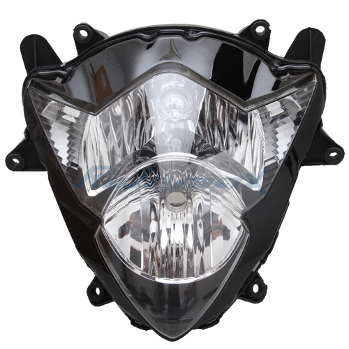 Clear Suzuki 2005 2006 GSXR 1000 GSX-R1000 Headlight Headlamp 05 06,free shipping!