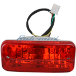 X-PRO<sup>®</sup> Tail Light for 50cc 70cc 90cc 110cc 125cc ATVs,free shipping!