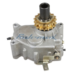 X-PRO<sup>®</sup> Reverse Gear Box for 250cc Go Karts,free shipping!