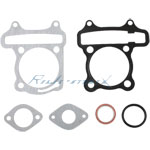 Gasket Set for GY6 150cc ATVs & Go Karts and Scooters,free shipping!