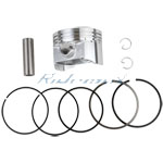 67mm Piston Pin Ring Set Kit Assembly for CG 250cc ATVs & Dirt Bikes