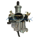 PZ27 Carburetors With Accelerator Pump for 125cc-200cc ATVs, Dirt Bikes, Honda