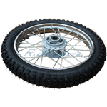 """14"""" Front Wheel Assembly for SSR 70cc-125cc Dirt Bikes,free shipping!"""
