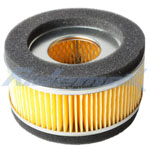 X-PRO<sup>®</sup> Air Filter for GY6 125cc 150cc Round Style Moped Scooters, ATVs & Go Karts,free shipping!